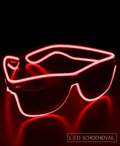 ledbrilrooddonker